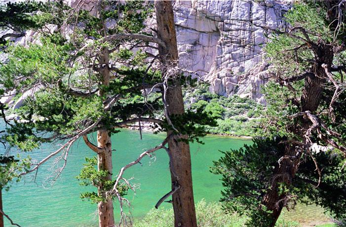 Mount Whitney Trail Day Hike Mirror Lake