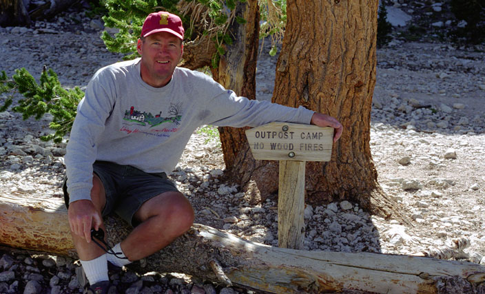 Mount Whitney Outpost Camp Trail Day Hike