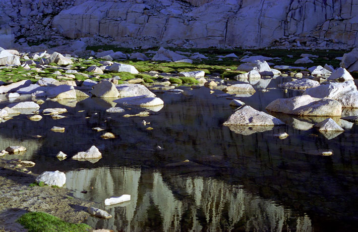 Mount Whitney Trial Camp Water