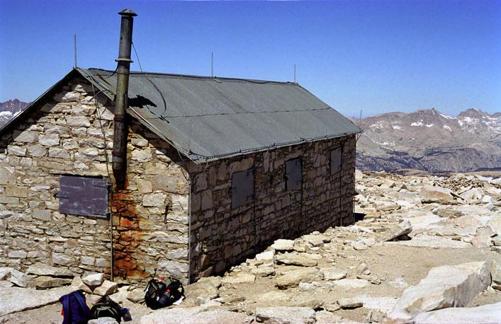 Mount Whitney Summit Hut