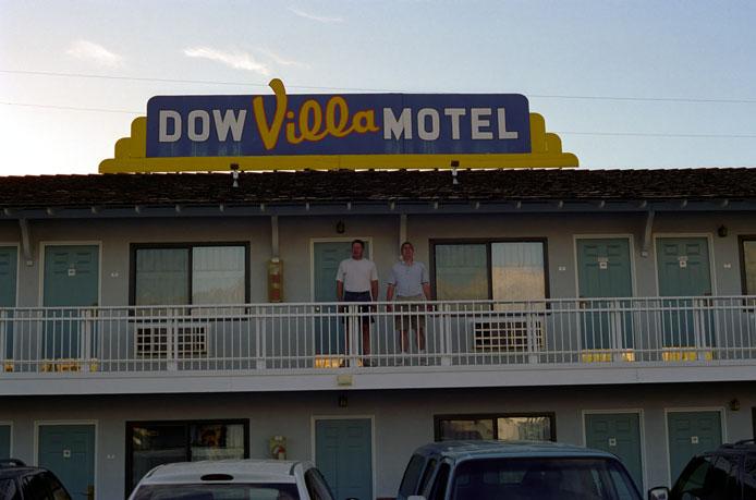 Mount Whitney Lone Pine Dow Villa Motel
